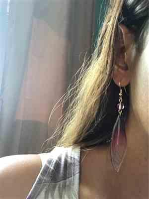 E***n verified customer review of Goleta Earrings