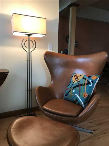 Interior Icons Egg Chair - The Egg Chair, Brown Premium Leather Review