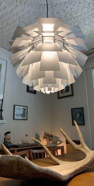 Interior Icons Artichoke - Artichoke Ceiling Lamp, Aluminum Review