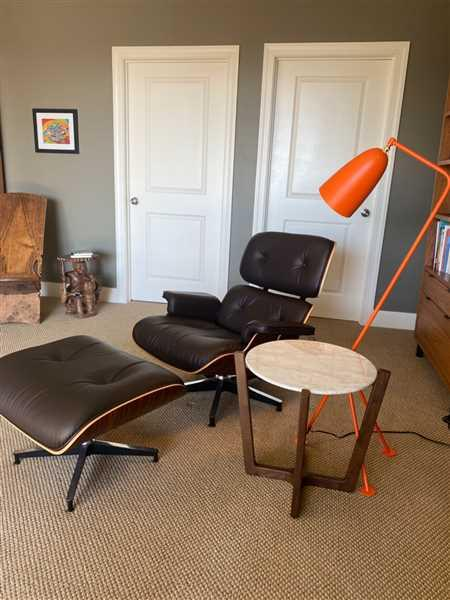 Interior Icons Grasshopper Floor - Grasshopper Floor Lamp, Orange Review