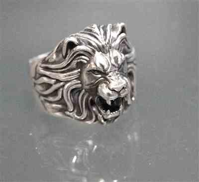 Jacques J. verified customer review of Bague tête de lion argent By Art Caribe