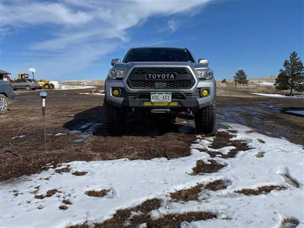 Jeremy Carpenter verified customer review of RCI Offroad Full Skid Plate Package - Toyota Tacoma (2016-2019)