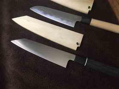 aaron b. verified customer review of Sukenari HAP-40 Series Wa Gyuto (210mm to 270mm, 3 sizes, Octagon Shaped Ebonywooden Handle)