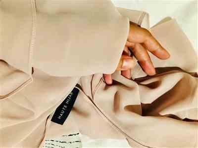 Eman S. verified customer review of Everyday Chiffon Hijab - Light Mink