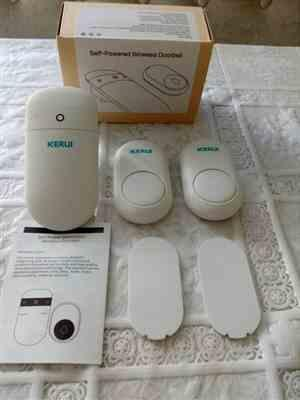 V***v verified customer review of Smart Home Wireless Doorbell