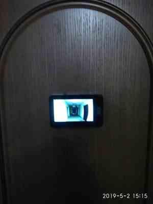A***y verified customer review of LED Electronic Video Camera Doorbell