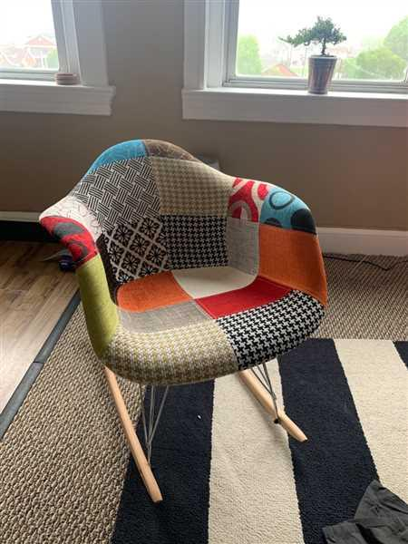 Modholic Eiffel Rocker Chair, Multi Review