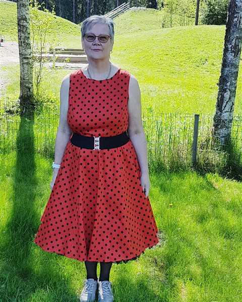 Miss Windy Shop Hepburn Lady Bird Polka Dot Kellomekko Review