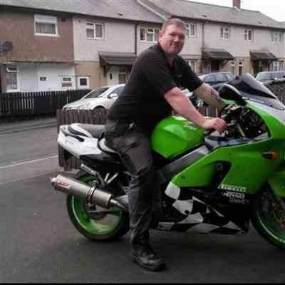 Carl Russell verified customer review of Kawasaki Stealth ZX10R
