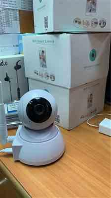 Thaddeus Miller verified customer review of Two Way Audio Wireless CCTV Camera With Night Vision
