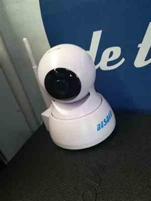 Daisy Ferry verified customer review of Two Way Audio Wireless CCTV Camera With Night Vision