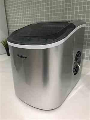 Berry Lockman verified customer review of Mini Automatic Electric Ice Maker Machine