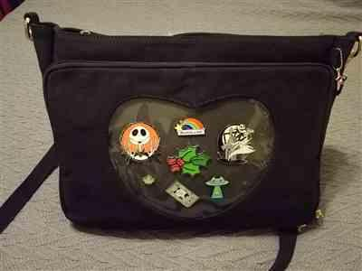 Allison verified customer review of Messenger OTB Ita Bag