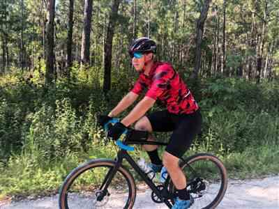 Joshua H. verified customer review of RideCAMO / AeroLUXE Jersey - Cherry