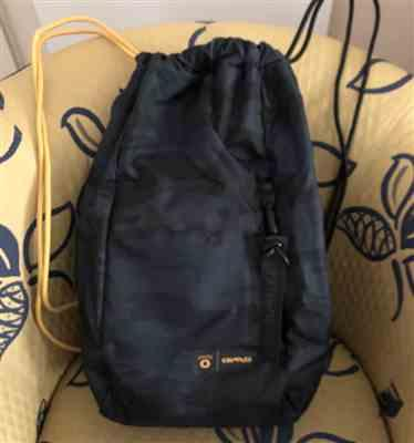 William N. verified customer review of Pedla x Crumpler / Squid Backpack - Charcoal