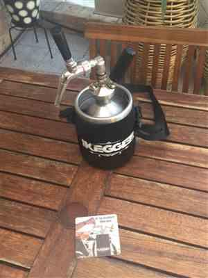 Nick Baily verified customer review of Nitrogen Mini Keg Conversion Kit
