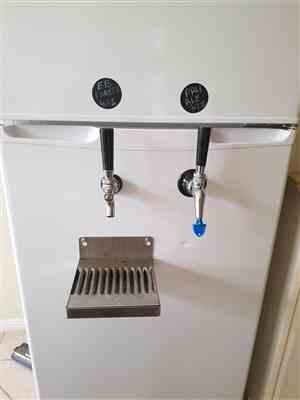 Anonymous verified customer review of Keg Tap System | Standard Chrome Brumby Tap