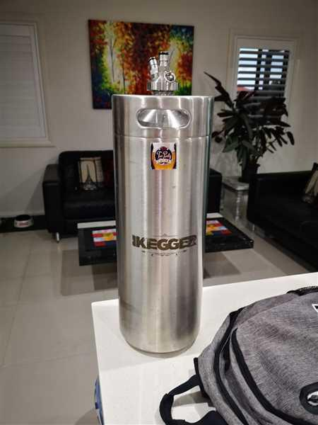 iKegger 10L Mini Keg | Mandingo by iKegger Review