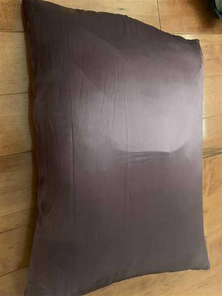 Blissy Pillowcase - Plum - Standard Review