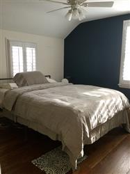 Rough Linen Queen Linen Bed Makeover Review