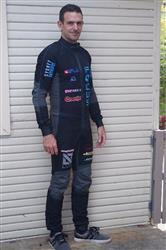 Tim G. verified customer review of Tunnel Pro Suit
