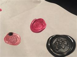 Anthony G. verified customer review of Waterston's Scottish Mura Sealing Wax with Wick