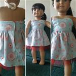 Hope F. verified customer review of Blossom Dress 18 Doll Clothes Pattern