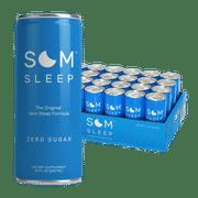 Som Sleep Zero Sugar 24 Pack Product Image