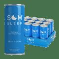 Som Sleep Zero Sugar 12 Pack Product Image